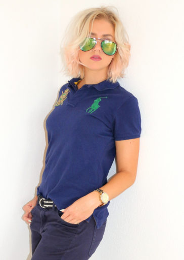 Sporty Chic With Ralph Lauren